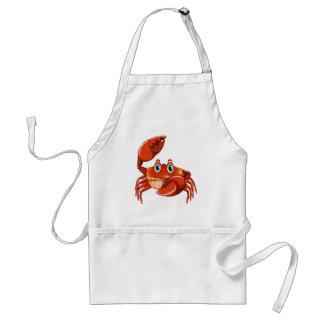 Crabe Tablier