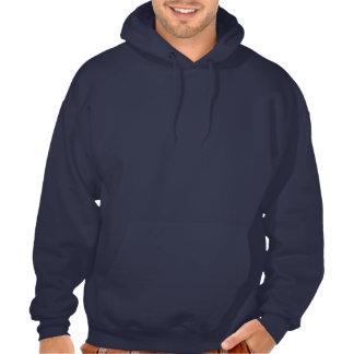 Crainte drôle le sweat - shirt à capuche de pulls avec capuche
