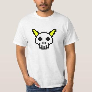 Crâne à cornes t-shirt