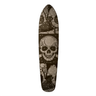 Crâne Bling de Sofia Skateboards
