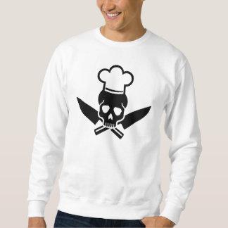 Crâne de chef sweatshirt
