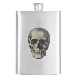 Crâne de journal flasque