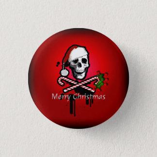 Crâne de Noël Badges