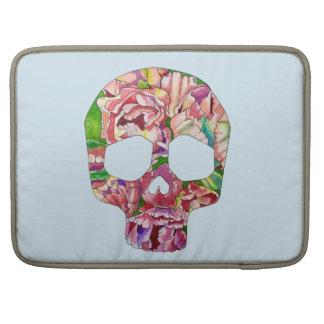 Crâne de ressort poches pour macbook
