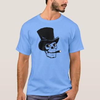 Crâne de tabagisme t-shirt