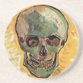 Crâne de Van Gogh, de cru toujours impressionisme Dessous De Verres