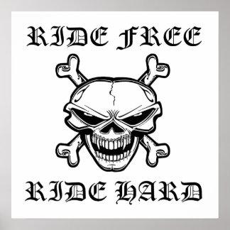 Crâne dur de tour gratuit de tour