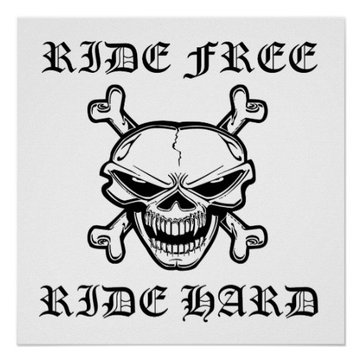 Crâne dur de tour gratuit de tour posters