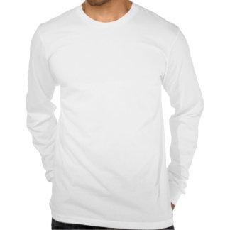 Crâne et chemise de flammes t-shirts