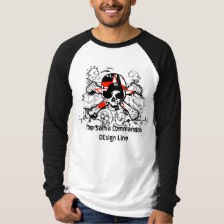 Crâne et os croisés t-shirt