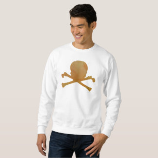 Crâne et os sweatshirt