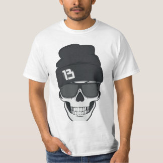 Crâne-Jour 13 T-shirt