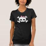 Crâne mignon t-shirt