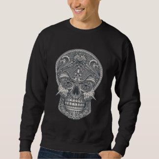 Crâne mortel d'amour sweatshirt