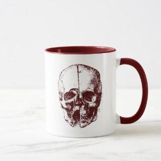 crâne mug
