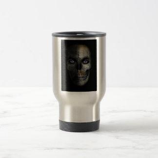 Crâne Mug De Voyage En Acier Inoxydable