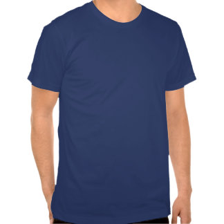 Crâne polychrome de sucre t-shirts