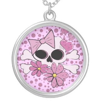 Crâne punk Girly Collier