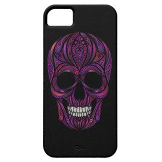 Crâne rose coque iPhone 5 Case-Mate