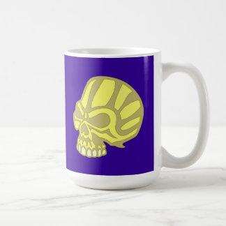 Crâne tête de mort skull tasse à café