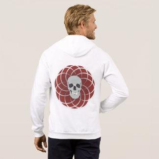 Crâne Veste À Capuche