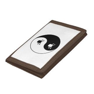 Crânes de Yin et de yang