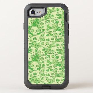 Crânes frais coque otterbox defender pour iPhone 7
