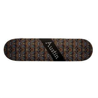 Crânes Skateboard 20,6 Cm