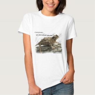 Crapaud corné t-shirt