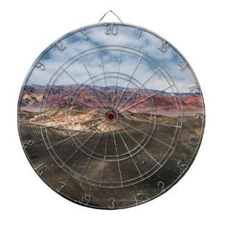 Cratère Death Valley d'Ubehebe Jeux De Fléchettes