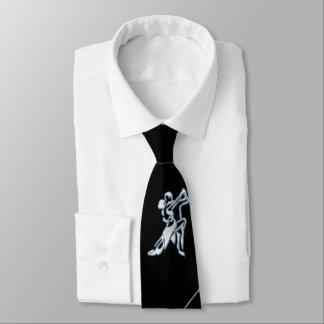 Cravate 3 de danse de salle de bal