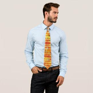 Cravate abstraite de Monoprint 17025YOS
