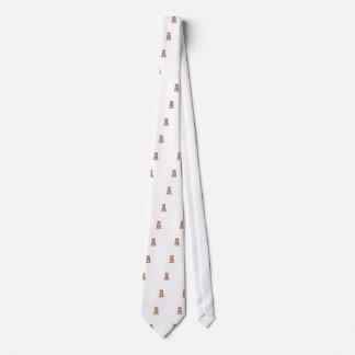 Cravate Amant mignon de chien de corgi de Gallois de