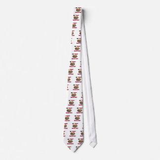 Cravate Ânes de Moreno Valley d'amour