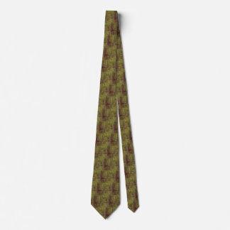 Cravate Arbres et broussaille par Vincent van Gogh