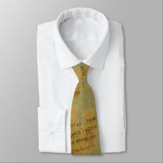 Cravate assourdie par P52