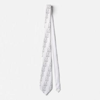 Cravate Bande dessinée 0619 de bulle