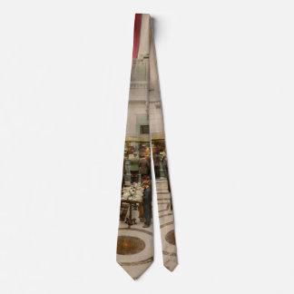 Cravate Banque - banque avec beaucoup d'intérêt 1920