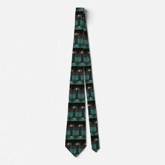 Cravate Beaux-arts victoriens, Circe Invidiosa par le