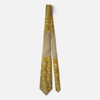 Cravate beurrée d'épi de maïs