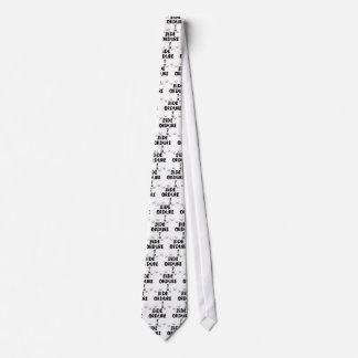 Cravate BIDE ORDURE ? - Jeux de Mots - Francois Ville
