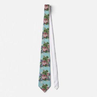 Cravate Bouquet vintage de fleur