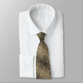 Cravate bronzage de marbre
