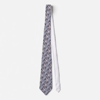 Cravate Canards de Goldeneyes de Charles Tunnicliffe