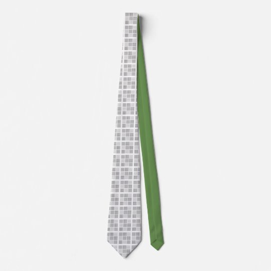 Cravate Carreaux checked fabric design