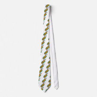 Cravate Castor par Lorenzo
