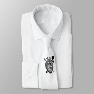 Cravate Ce qui est mauvais pour votre coeur est bon pour
