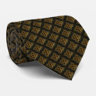 Cravate celtique mystique de motif