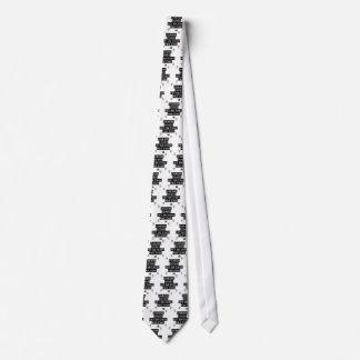 Cravate CHAQUE ÉCHEC est un CHOC pas CHIC