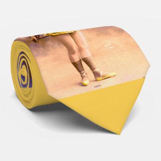 Cravate circa l'artiste 1890 de boîte de nuit de Vera